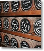 Gunpowder Depot Metal Print
