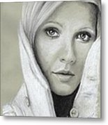 Gwyneth Paltrow Metal Print