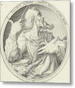 H James The Less, Zacharias Dolendo, Jacob De Gheyn II Metal Print