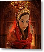 Hadassah Metal Print by Casey Jones