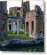 Hadrian's Villa Metal Print