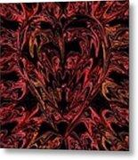 Haemorrhage  Metal Print by Anthony Bean