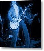 Hagar In Spokane 1977 Metal Print