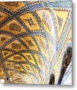 Hagia Sofia Interior 16 Metal Print