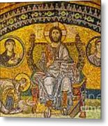 Hagia Sofia Mosaic 04 Metal Print