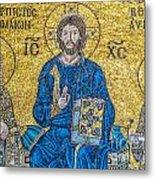 Hagia Sofia Mosaic 09 Metal Print