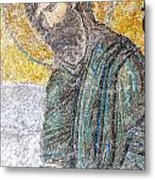 Hagia Sofia Mosaic 12 Metal Print