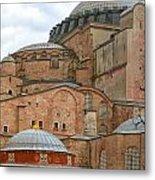 Hagia Sophia 04 Metal Print