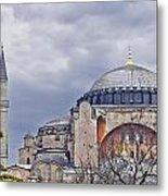 Hagia Sophia 05 Metal Print