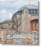 Hagia Sophia 10 Metal Print