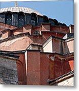 Hagia Sophia Angles 02 Metal Print