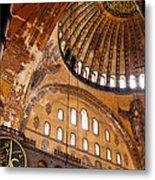 Hagia Sophia Dome 03 Metal Print