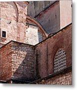 Hagia Sophia Walls 02 Metal Print