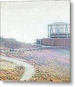 Haleakala Observatories Metal Print