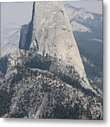 Half Dome Glacier Point Metal Print