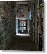 Hall Of Unknown Metal Print