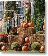 Halloween Celebrations Metal Print