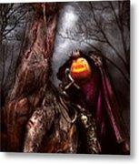 Halloween - The Headless Horseman Metal Print