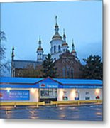 Hamilton Orthodox Church Metal Print