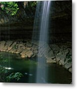 Hamilton Pool Nature Preserve Metal Print