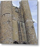 Hammond Castle Detail II Metal Print