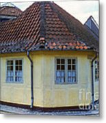 Hans Christian Anderson Birthplace Metal Print