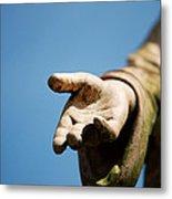 Hand Of Christ. Metal Print