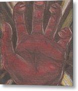 Hand Of God - Death Metal Print