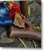 Handled With Care Metal Print