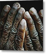 Hands Of Time 2 Metal Print