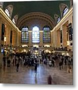 Happy 100th Birthday Grand Central Terminal Metal Print
