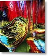 Happy Hour  2 For 1  Metal Print