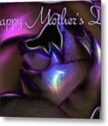 Happy Mothers Day 01 Metal Print