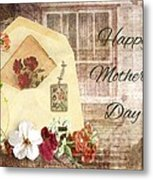 Happy Mother's Day Metal Print
