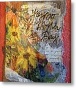 Happy Mothers Day Metal Print