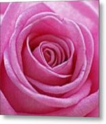 Happy Pink Metal Print