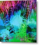 Happy Place 1 Metal Print