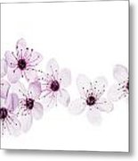 Happy Spring Metal Print by Rebecca Cozart