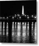 Harbor Lighthouse Metal Print by James Barber