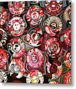 Hard Candies Metal Print by Wendy J St Christopher