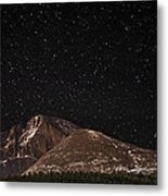 Hardened With Time Metal Print