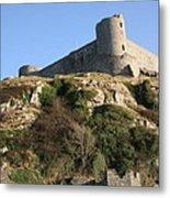 Harlech Castle Metal Print