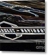 Harley Davidson 1 Metal Print