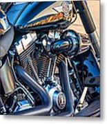 Harley Davidson 2 Metal Print
