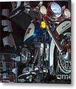 Harley Of Vegas Metal Print