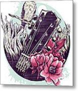 Harmony Of Nature Metal Print