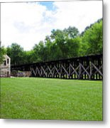 Harpers Ferry Hardware And Railroad Metal Print
