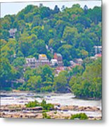 Harpers Ferry View Metal Print