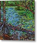 Harpeth River Metal Print