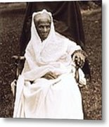 Harriet Tubman Portrait 1911  Metal Print